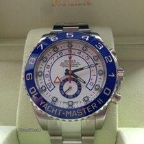 Rolex Yacht-Master II Edelstahl Ref. 116680 D-Papiere
