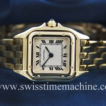 Cartier Panthere Yellow Gold