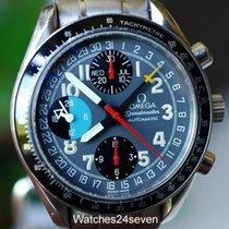 Omega Speedmaster MK40 Schumacher Chrono Triple Date