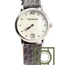 Montblanc Star Classique Lady Mother of Pearl 34mm NEW