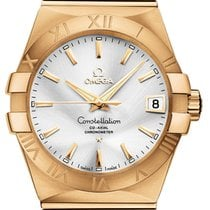 Omega Constellation Co-Axial Automatic 38mm 123.50.38.21.02.002