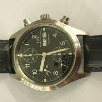 IWC Flieger chronograph