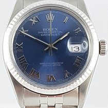 ロレックス (Rolex) Datejust Blu Roman Dial