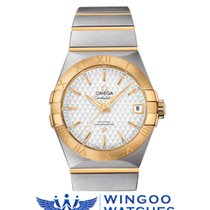 Omega - CONSTELLATION OMEGA CO-AXIAL 38 MM Ref. 123.20.38.21.0...