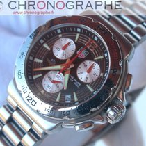 TAG Heuer CHRONO quartz INDY CAR ACIER 2012
