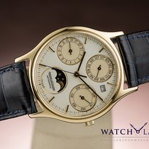 Jaeger-LeCoultre AUTOMATIC MASTER CONTROL PERPETUAL CALENDAR...
