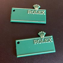 Rolex Vintage Rolex green 'Big Crown' hangtag (no...