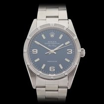 Rolex Air King Stainless Steel Unisex 14010