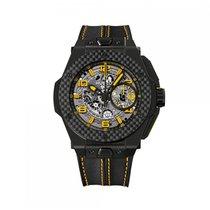 Hublot Big Bang Ferrari Automatic Black Ceramic Mixed Dial...