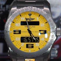 Breitling Emergency Mission II Titanium  E76325 Superquartz...