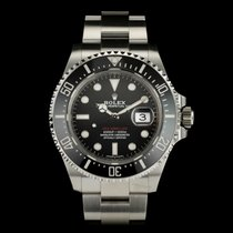 Rolex RED Sea-Dweller 126600 50th Anniversary