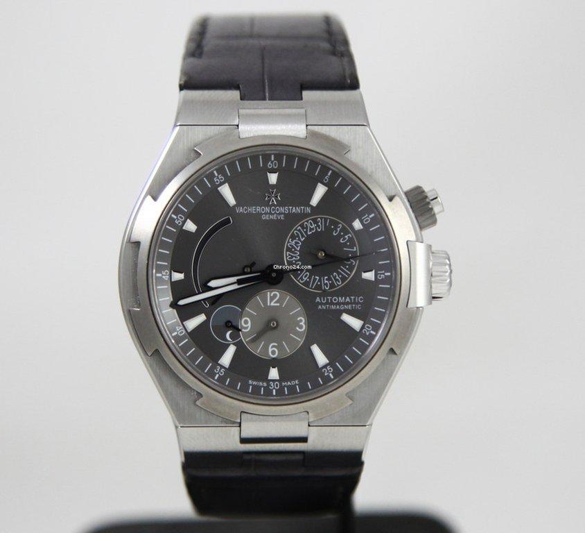 064f3d339de Vacheron Constantin Overseas Dual Time por R  48.283 para vender por um  Seller na Chrono24