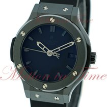 "Hublot Classic Fusion 38mm ""All Black"", Black Dial -..."