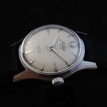 Minerva 49 Rare Central Second Watch