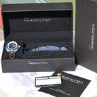 Hamilton American Classic Pan Europ Auto Come Nuovo H35405741