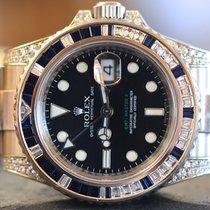 ロレックス (Rolex) GMT Master II Sapphires and Diamonds