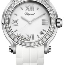 Chopard Happy Sport Round Quartz 36mm 278475-3018