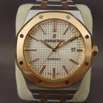 Audemars Piguet Royal Oak Steel and pink gold 15400SR / 41mm