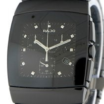Rado Sintra Chronograph Black XL