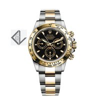 Rolex Oyster Perpetual Cosmograph Daytona 40 Mm Black Dial -...