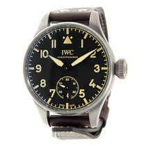 IWC Pilots Titanium Black Manual Wind IW510301