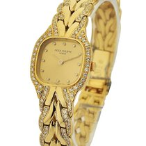 Patek Philippe 4715/3J La Flamme Yellow Gold with Diamond...