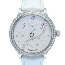 Blancpain Heure Decentree Retrograde Seconds Automatic Ladies...
