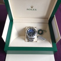 "Rolex Sea-Dweller  Deepsea D-Blue ""BITCOIN ACCEPTED""..."