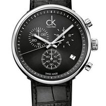 ck Calvin Klein ck substantial Herren Chronograph K2N271C1