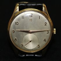 Omega VINTAGE OVERSIZED ROSE GOLD CALIBER 265