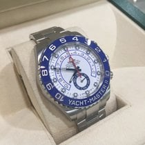 Rolex Yacht Master II Stainless Steel Model No. 116680