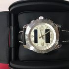 Breitling Air Wolf Analog and LCD Display 44mm