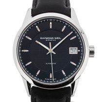 Raymond Weil Freelancer 43 Automatic Leather