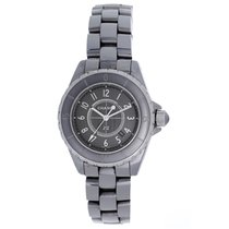 Chanel J12 Chronomatic Quartz Midsize Watch H2978