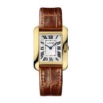 Cartier Tank Anglaise Quartz Ladies Watch Ref W5310028