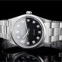 Rolex Air-King (34mm) Ref.: 14000 aus 1997 mit schwarzem...