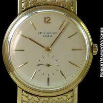 Patek Philippe Calatrava 2584 Automatic 18k Gay Freres Bracelet