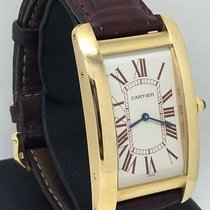 Cartier Tank Americaine Italy Limited Edition