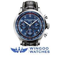 Baume & Mercier Capeland Chronograph Watch Ref. M0A10065