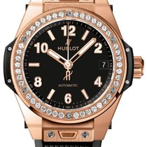 Hublot Big Bang One Click 39mm King Gold Diamonds