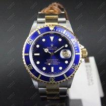 Rolex Submariner Date - Full Set - Clasp acciaio oro