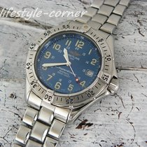 Breitling SuperOcean A17040  mit Stahlband (Box & Papiere)