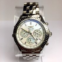 Breitling 1884 Chronometer Automatic Men's Watch 330 Ft...