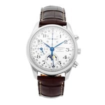 Longines Master Collection Complete Calendar L2.773.4.78.3
