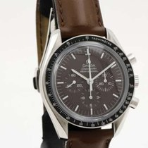Omega Speedmaster Moonwatch brown chocolate dial - full set...