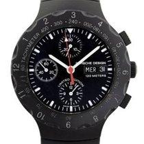 Porsche Design Titan Chronograph PVD Mens Watch PD.6500.12.B