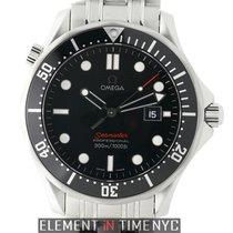 Omega Seamaster 300 M Quartz Stainless Steel 41mm Black Dial