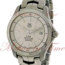 TAG Heuer Link Chronometer Automatic, Silver Dial - Stainless...