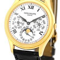 """Patek Philippe Gent's 18K Yellow Gold  """"Perpetual..."""