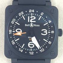 Bell & Ross Aviation GMT Ref. BR0193-GMT
